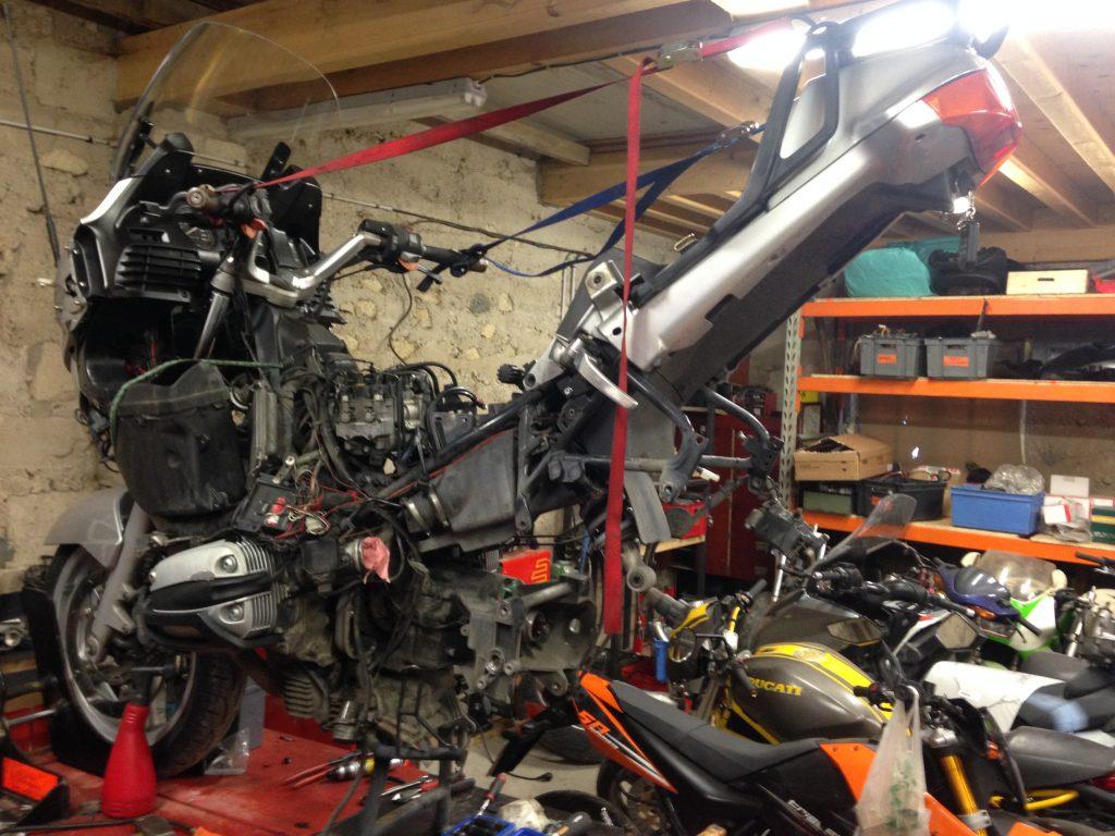 reparation boite de vitesse BMW